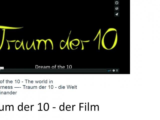 TRAUM DER 10 - DER FILM